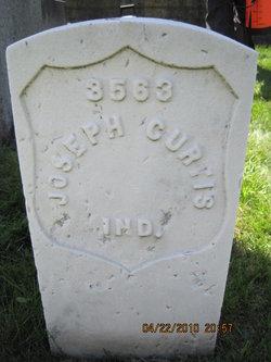 Pvt Joseph Curtis