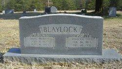 Rebecca <i>Bolin</i> Blaylock