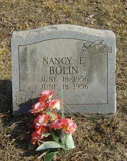 Nancy E Bolin