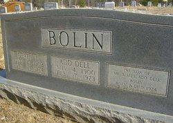 Gertie L <i>Evans</i> Bolin