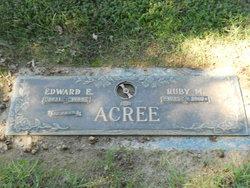 Ruby M. Acree