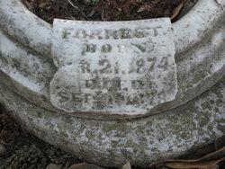 James Cook Forrest