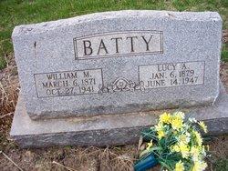 Lucy Angelene <i>Coffey</i> Batty
