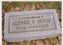 Alfred F Beyer