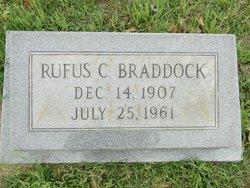 Rufus C Braddock