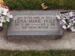 Edna Marie Holt
