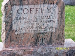 Mamie <i>Deshon</i> Coffey
