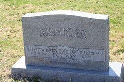 Everett W Armiger, Jr