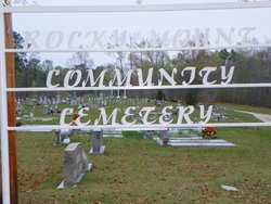Rocky Mount Community Cemetery