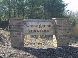 Thomas Springs Cemetery