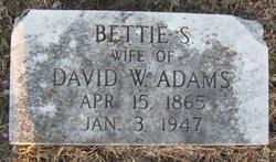 Bettie S. Adams