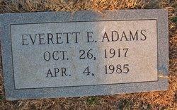 Everett E. Adams