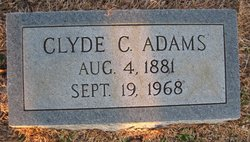 Clyde C. Adams