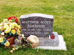 Matthew Scott Adamson
