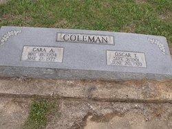 Oscar Toland Coleman