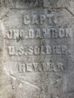 Capt John Damron, Sr
