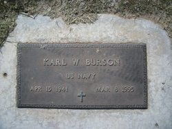 Karl W Burson