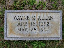 Wayne M. Allen