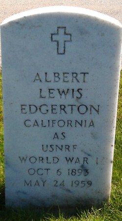 Albert Lewis Edgerton
