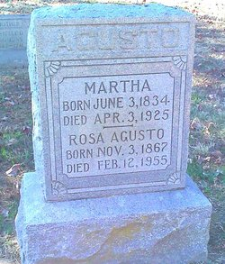 Martha <i>Keesee</i> Agusto