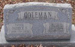 Florence <i>Loar</i> Coleman