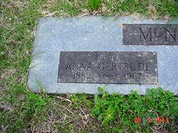 Anna Gertrude McNiel