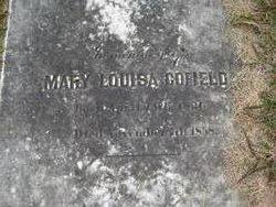 Mary Louisa <i>Edmondson</i> Cofield