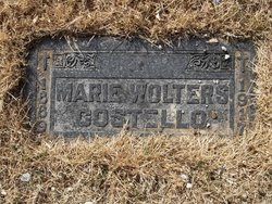 Marie <i>Wolters</i> Costello