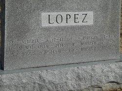 Moises Lopez, I