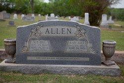 Mary Alice <i>Head</i> Allen