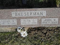 Ruth <i>White</i> Bauserman