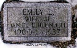 Emily Blondell