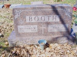 Maynard Roscoe Booth