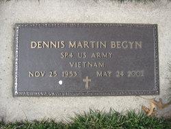 Dennis Martin Begyn