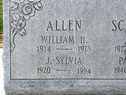 Josephine Sylvia <i>Hetrick</i> Allen