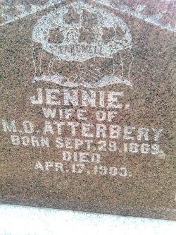 Jennie <i>Bonnett</i> Atterberry