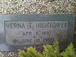 Verna M. <i>Tuggle</i> Hightower