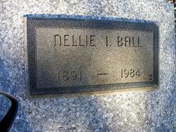 Nellie <i>Johnson</i> Ball