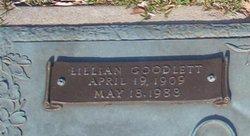 Lillian E. <i>Goodlett</i> Osteen