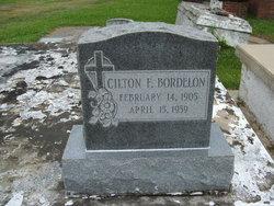 Cilton F Bordelon