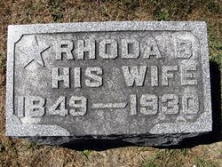 Rhoda B <i>Wilson</i> McAninch
