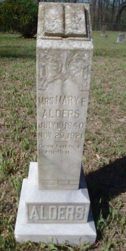 Mary Elizabeth <i>Chisum</i> Alders