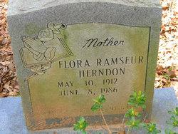 Flora <i>Ramseur</i> Herndon