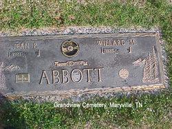 Willard M Abbott