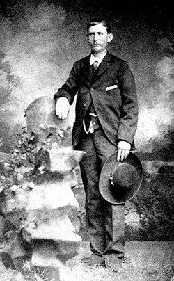 Joseph Henry Joe Burkhart