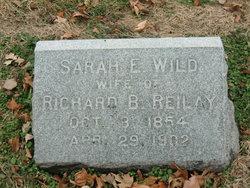 Sarah E <i>Wild</i> Reilay
