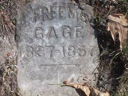 A. Freeman Gage