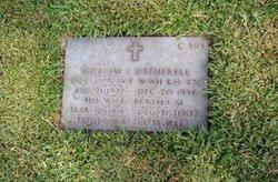 William Joshua Bill Wetherell, Jr