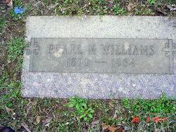 Pearl M. <i>Bray</i> Williams