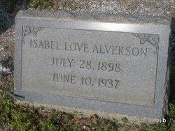 Isabel Love Alverson
